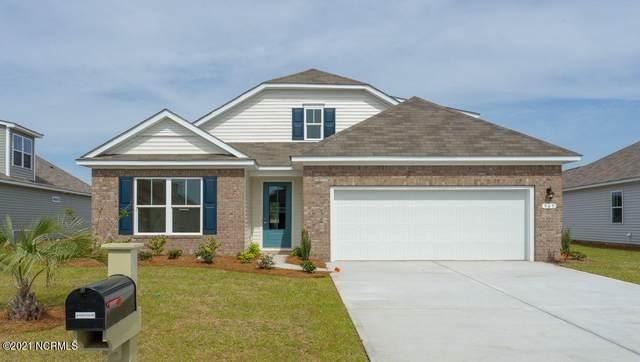 635 Silos Way Lot 1620- Arlin, Carolina Shores, NC 28467 (MLS #100285250) :: Donna & Team New Bern