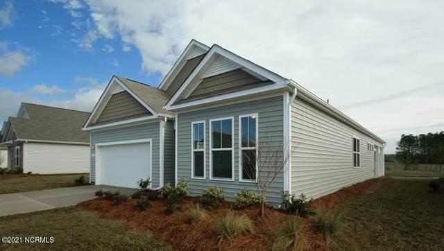 1289 Fence Post Lane Lot 1711Bristol, Carolina Shores, NC 28467 (MLS #100285259) :: Vance Young and Associates