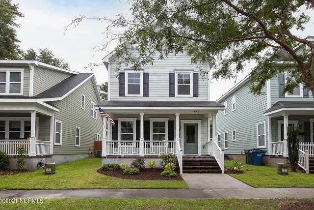 632 Brunswick Street, Wilmington, NC 28401 (MLS #100285362) :: Coldwell Banker Sea Coast Advantage