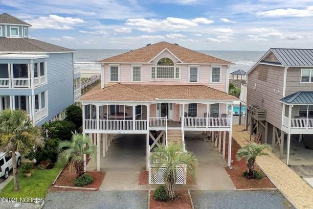 137 Ocean Isle West Boulevard, Ocean Isle Beach, NC 28469 (MLS #100285443) :: Shapiro Real Estate Group
