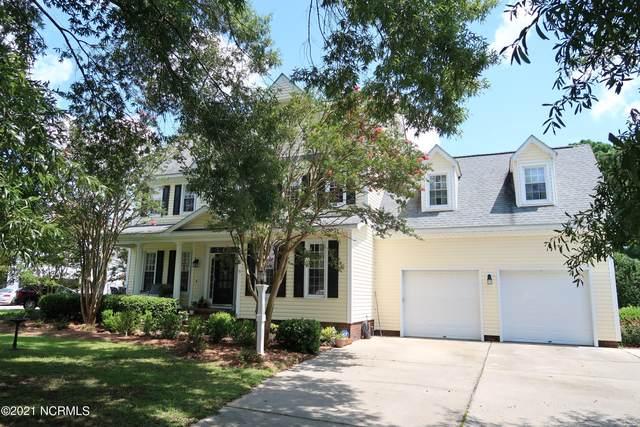 906 Leeward Drive, Trent Woods, NC 28562 (MLS #100285500) :: David Cummings Real Estate Team