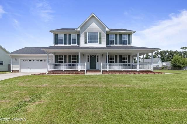 217 Dartmoor Trail, Jacksonville, NC 28540 (MLS #100285518) :: Shapiro Real Estate Group