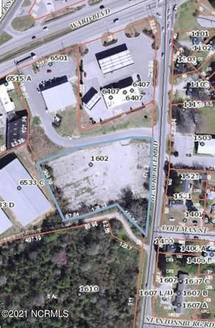 1602 Black Creek Road S, Wilson, NC 27893 (MLS #100285551) :: Donna & Team New Bern
