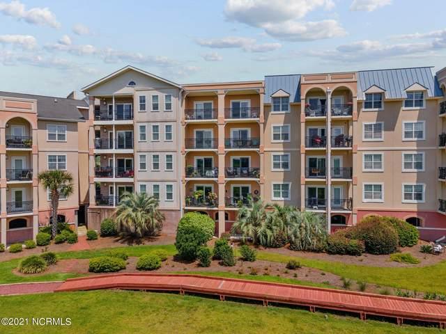 3100 Marsh Grove Lane #3208, Southport, NC 28461 (MLS #100285554) :: Shapiro Real Estate Group
