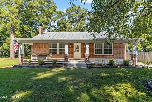 412 Pine Street, New Bern, NC 28560 (MLS #100285581) :: CENTURY 21 Sweyer & Associates