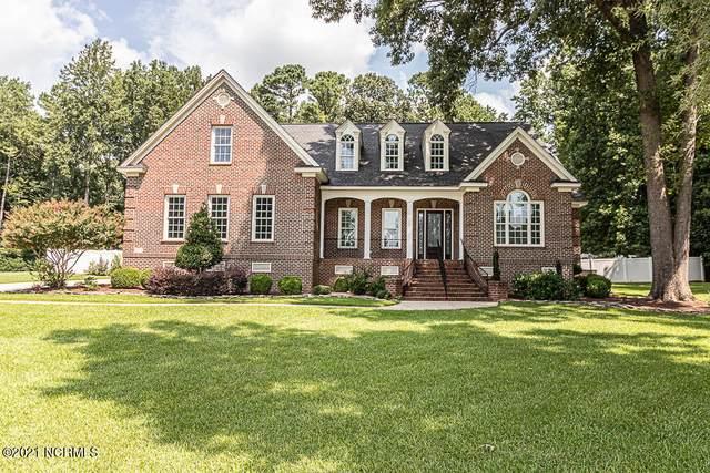 3172 Oak Leaf Drive, Rocky Mount, NC 27804 (MLS #100285614) :: David Cummings Real Estate Team