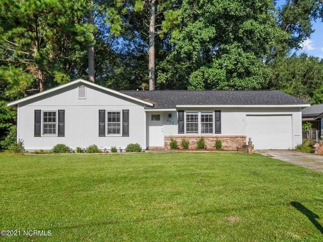 529 Oci Drive, Jacksonville, NC 28540 (MLS #100285618) :: The Tingen Team- Berkshire Hathaway HomeServices Prime Properties