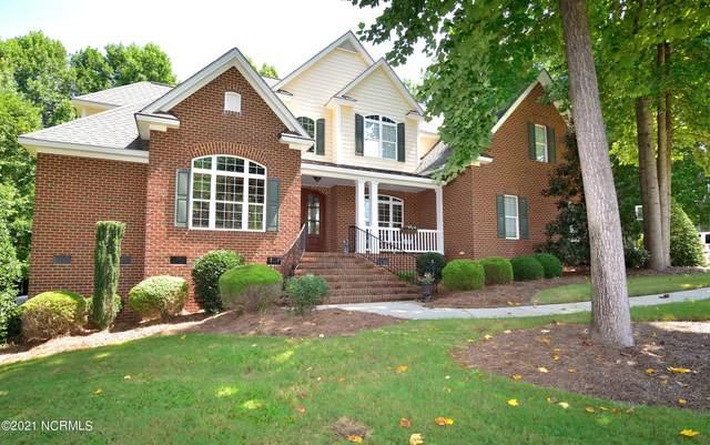 3312 Timber Creek Drive, Rocky Mount, NC 27804 (MLS #100285661) :: David Cummings Real Estate Team
