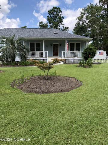 216 Jonaquins Drive, Beaufort, NC 28516 (MLS #100285690) :: Shapiro Real Estate Group