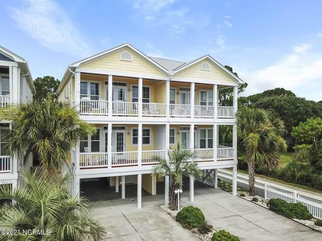 1009 Trout Lane Unit A, Kure Beach, NC 28449 (MLS #100285735) :: Berkshire Hathaway HomeServices Prime Properties