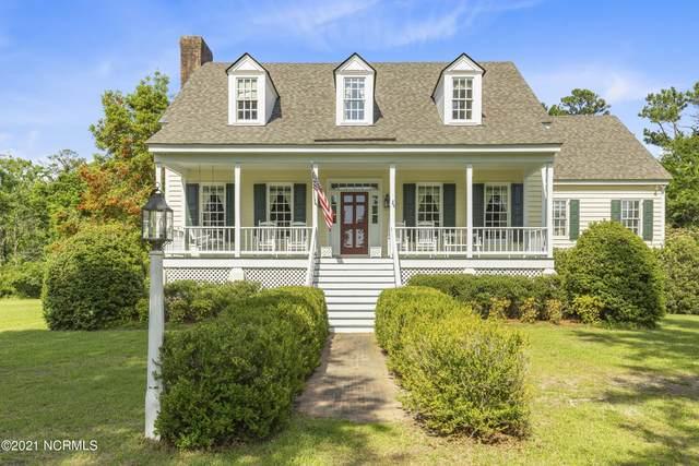 450 Wildwood River Ridge Road, Newport, NC 28570 (MLS #100285748) :: Courtney Carter Homes