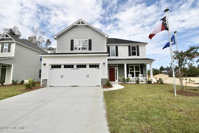 1277 Dabney Park Drive, Leland, NC 28451 (MLS #100285800) :: Vance Young and Associates