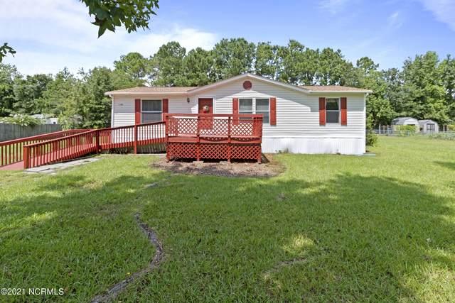 1145 Mccallister Road, Jacksonville, NC 28540 (MLS #100285823) :: Berkshire Hathaway HomeServices Prime Properties