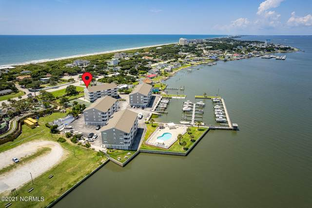 1010 Salter Path Road #1, Indian Beach, NC 28512 (MLS #100285938) :: The Oceanaire Realty