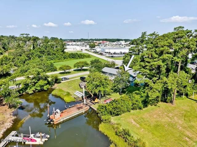 111 Mansfield Parkway, Morehead City, NC 28557 (MLS #100285946) :: Shapiro Real Estate Group