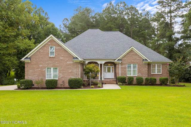 3738 Antebellum Lane, Grimesland, NC 27837 (MLS #100285970) :: David Cummings Real Estate Team