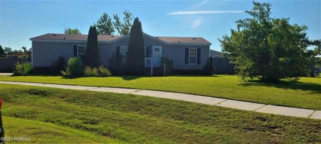 139 Macdonald Boulevard, Havelock, NC 28532 (MLS #100285972) :: Berkshire Hathaway HomeServices Prime Properties