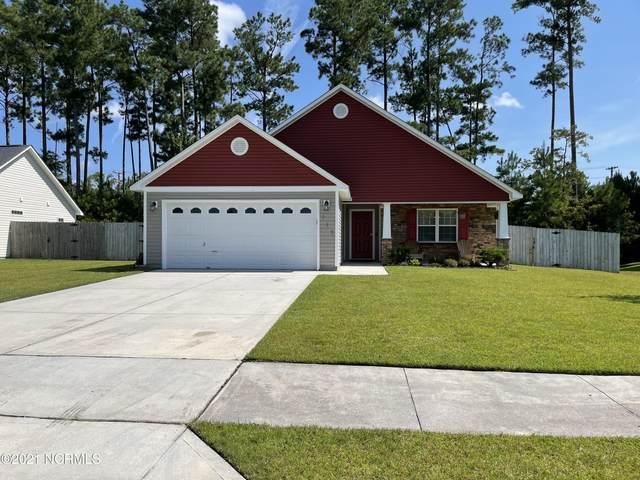 715 Savannah Drive, Jacksonville, NC 28546 (MLS #100285979) :: The Cheek Team