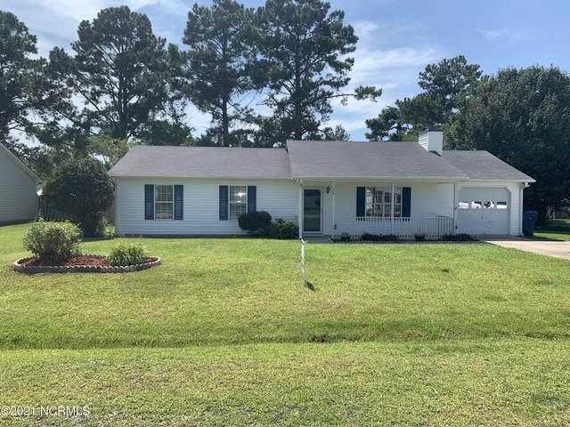 126 Leslie Lane, Havelock, NC 28532 (MLS #100286052) :: Shapiro Real Estate Group