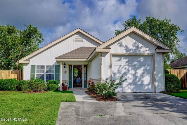 2411 Sunburst Court, Wilmington, NC 28411 (MLS #100286078) :: David Cummings Real Estate Team