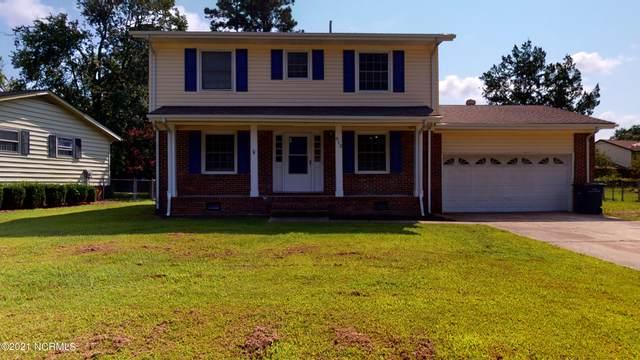 812 Oakwood Avenue, Jacksonville, NC 28546 (MLS #100286086) :: Berkshire Hathaway HomeServices Prime Properties