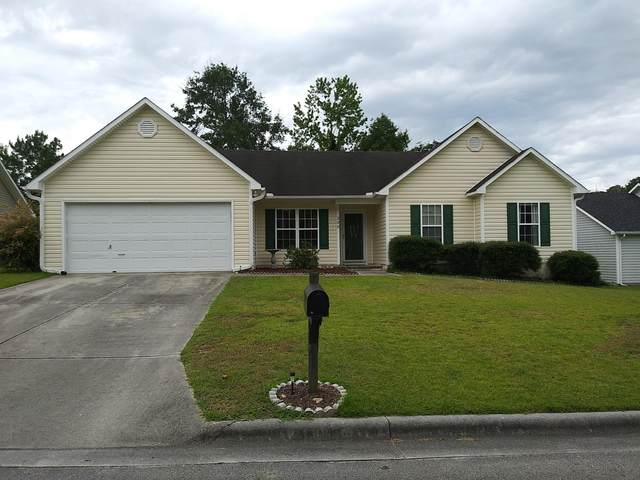 205 Hayden Place, Jacksonville, NC 28540 (MLS #100286102) :: Courtney Carter Homes