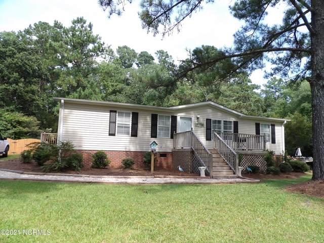 537 Groves Point Drive, Hampstead, NC 28443 (MLS #100286115) :: David Cummings Real Estate Team