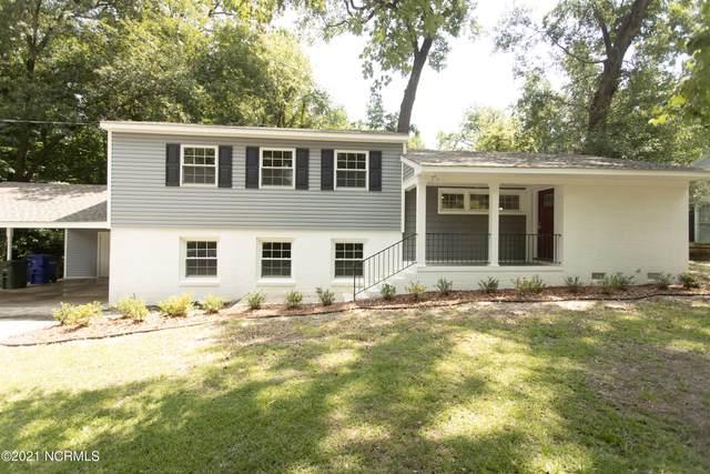 134 E Longmeadow Road, Greenville, NC 27858 (MLS #100286153) :: Barefoot-Chandler & Associates LLC
