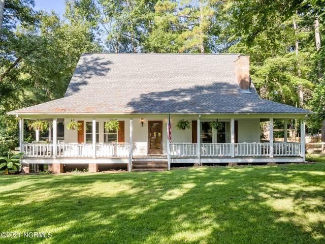 107 River Bend Road, Jacksonville, NC 28540 (MLS #100286157) :: Berkshire Hathaway HomeServices Prime Properties