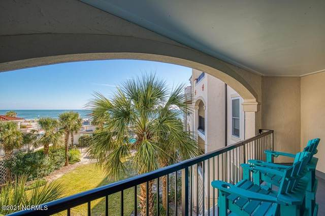 790 New River Inlet Road Unit 206A, North Topsail Beach, NC 28460 (#100286169) :: The Tammy Register Team