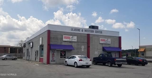 93 Western Boulevard #3, Jacksonville, NC 28546 (#100286213) :: Rachel Kendall Team
