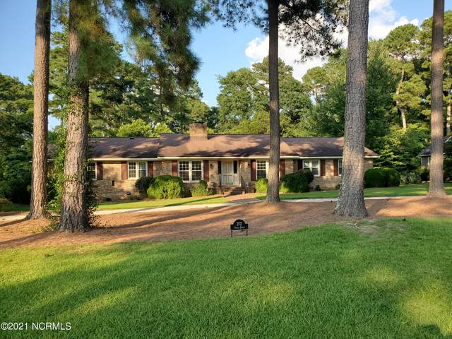 202 Forest Drive, Clinton, NC 28328 (MLS #100286234) :: Lynda Haraway Group Real Estate