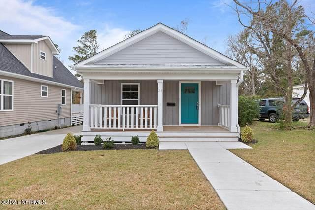28 Mercer Avenue, Wilmington, NC 28403 (MLS #100286237) :: Shapiro Real Estate Group