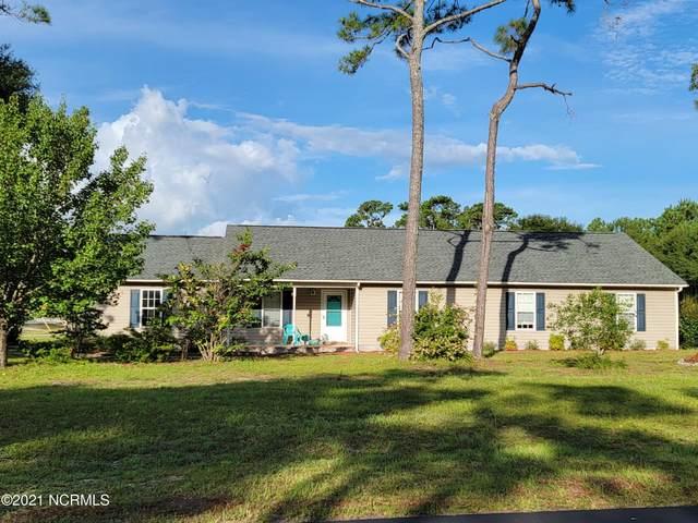 100 Magnolia Lane, Hubert, NC 28539 (MLS #100286239) :: Berkshire Hathaway HomeServices Hometown, REALTORS®