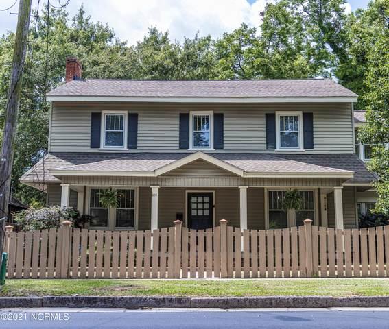 404 Elizabeth Street, Greenville, NC 27834 (MLS #100286272) :: Shapiro Real Estate Group