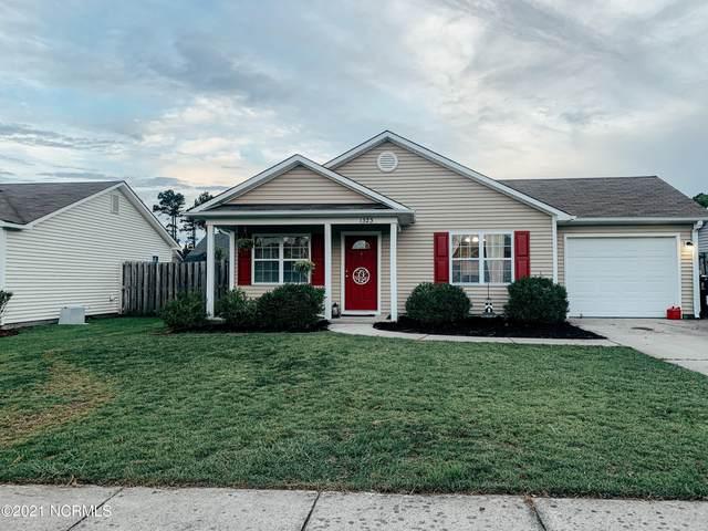 1323 Parkland Way, Leland, NC 28451 (MLS #100286332) :: Berkshire Hathaway HomeServices Prime Properties