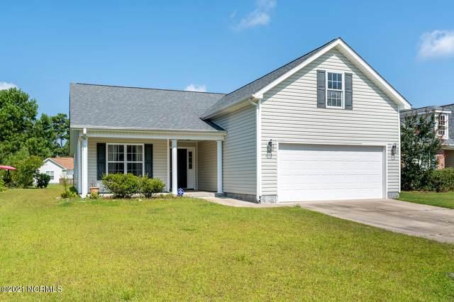 111 Lakeside Green Drive, New Bern, NC 28560 (MLS #100286351) :: Shapiro Real Estate Group
