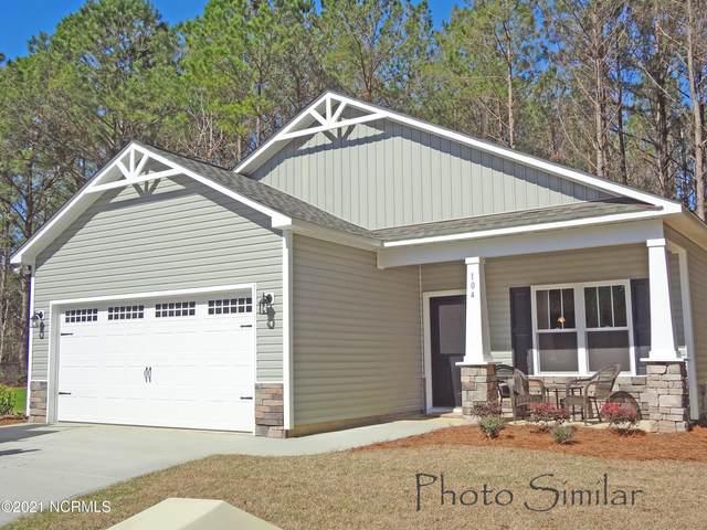 1303 Dan Owen Drive, Hampstead, NC 28443 (MLS #100286386) :: Courtney Carter Homes