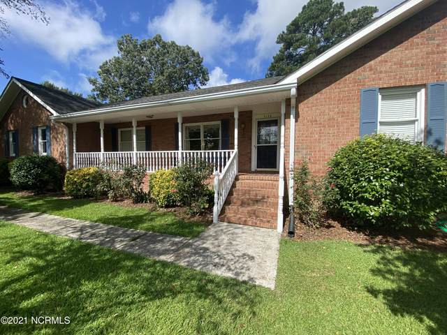 5146 Woodside Drive, Grifton, NC 28530 (MLS #100286387) :: The Tingen Team- Berkshire Hathaway HomeServices Prime Properties