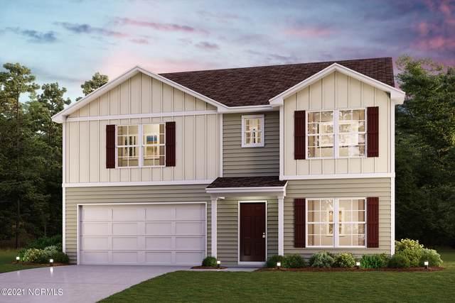 348 Winding Meadows Lane, Winterville, NC 28590 (MLS #100286434) :: David Cummings Real Estate Team