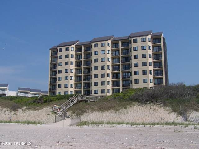 801 SE Salter Path Road SE #601, Indian Beach, NC 28512 (MLS #100286450) :: Vance Young and Associates