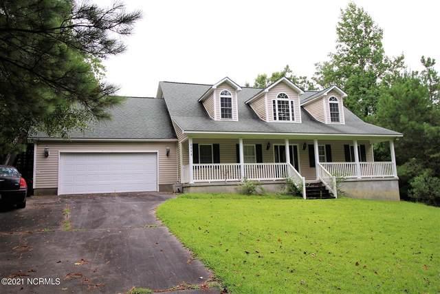 2250 Ferry Road, Havelock, NC 28532 (MLS #100286463) :: David Cummings Real Estate Team