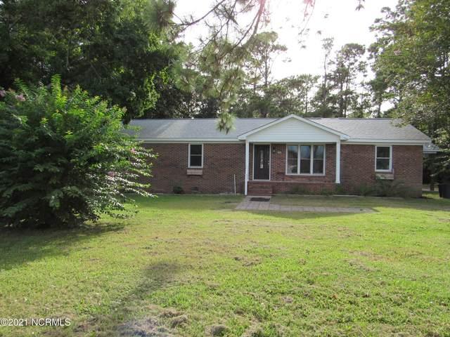 168 Salty Shores Road, Newport, NC 28570 (MLS #100286501) :: David Cummings Real Estate Team
