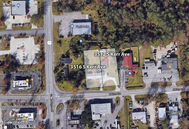 3512 N Kerr Avenue, Wilmington, NC 28405 (MLS #100286503) :: Frost Real Estate Team