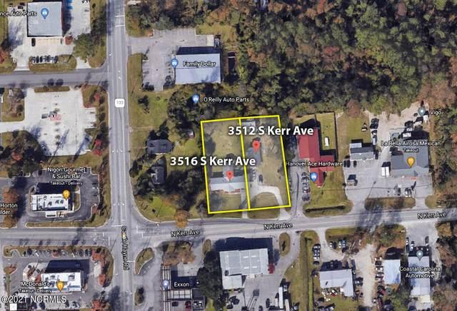 3516 N Kerr Avenue, Wilmington, NC 28405 (MLS #100286513) :: Frost Real Estate Team