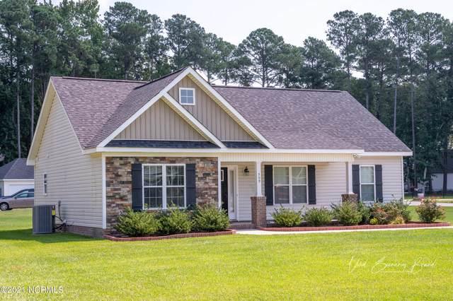 509 Par Drive, Nashville, NC 27856 (MLS #100286540) :: Courtney Carter Homes