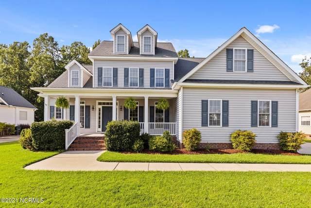 595 Cedar Ridge Drive, Winterville, NC 28590 (MLS #100286574) :: David Cummings Real Estate Team