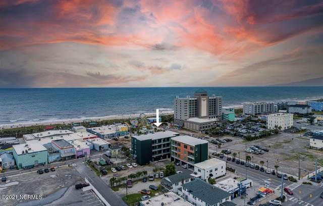 102 Cape Fear Boulevard #303, Carolina Beach, NC 28428 (MLS #100286744) :: Vance Young and Associates