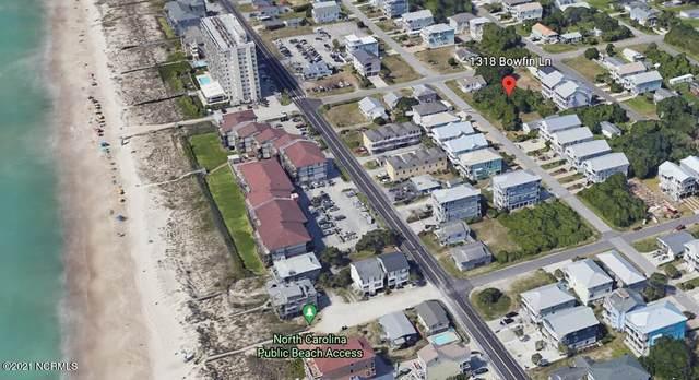 1318 Bowfin Lane, Carolina Beach, NC 28428 (MLS #100286759) :: Coldwell Banker Sea Coast Advantage
