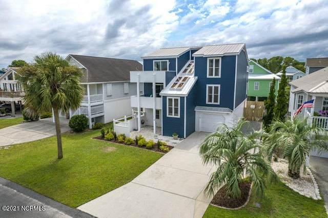 919 Searidge Lane, Carolina Beach, NC 28428 (MLS #100286772) :: Holland Shepard Group